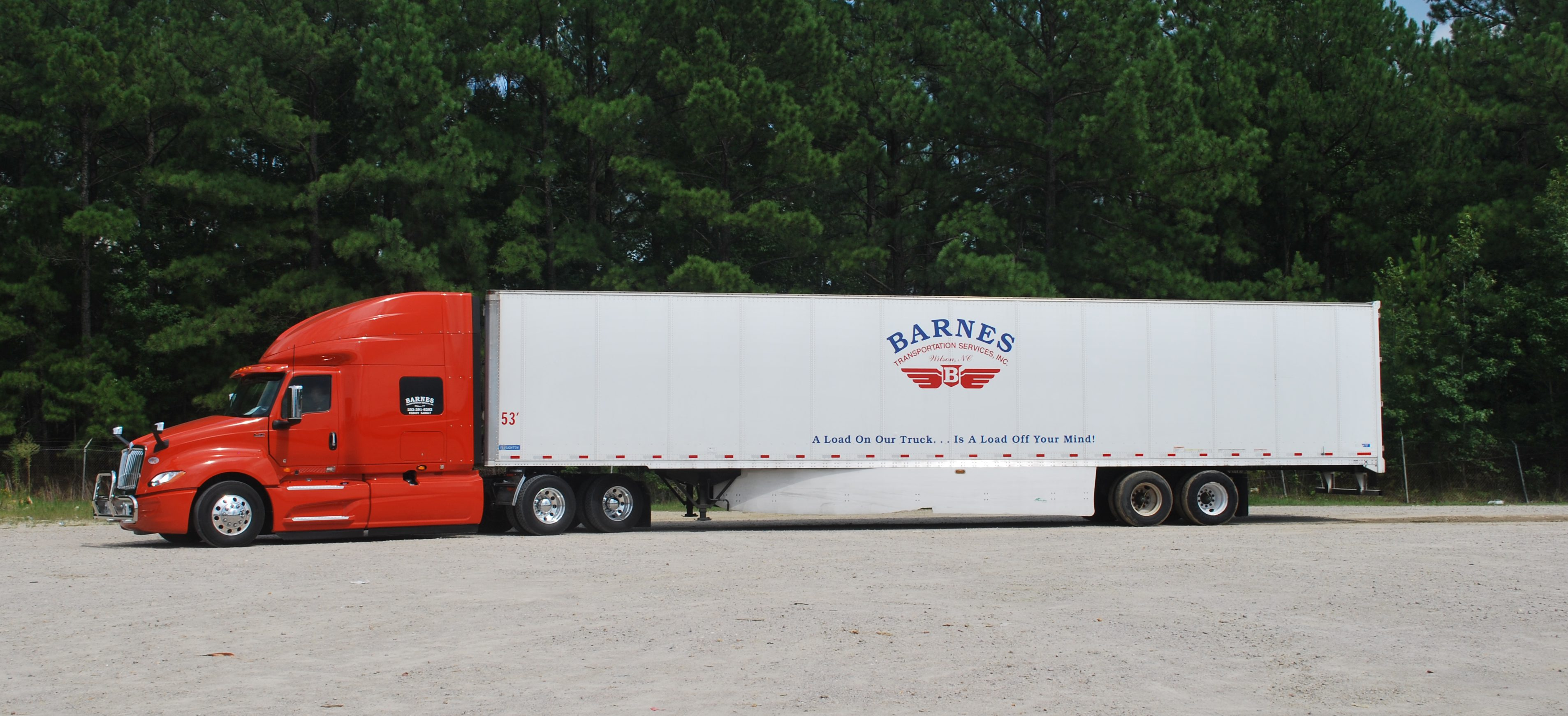 Barnes Transportation Services